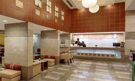 Hotel The Residency, Chennai, Tamil Nadu - India