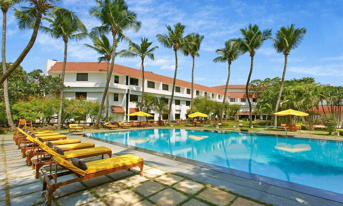 Hotel Trident, Chennai, Tamil Nadu - India