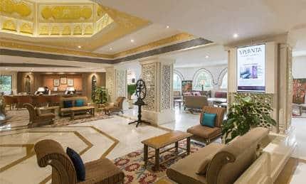 Hotel Taj Vivanta, Aurangabad - India