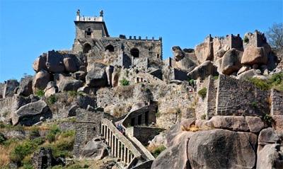 Informazioni Hyderabad - Andhra Pradesh, India, Forte Golconda