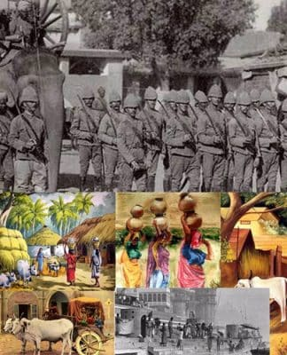 Informazioni India, India antica