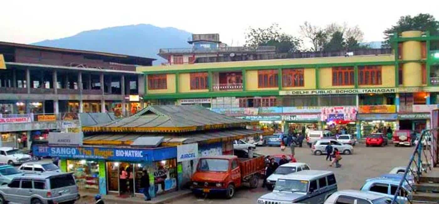 Informazioni Itanagar, Arunachal Pradesh - India