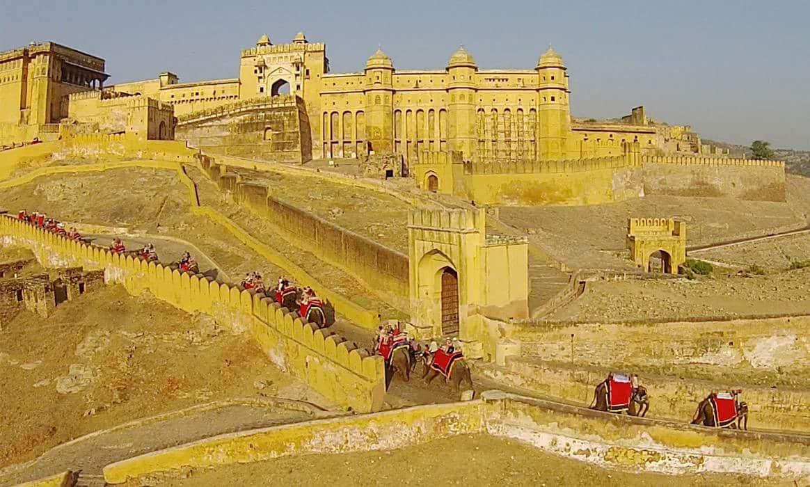 Informazioni Jaipur, Rajasthan - India
