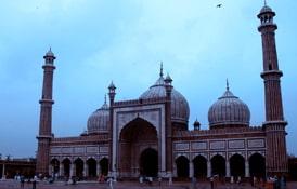 Jama Masjid - Vecchia Delhi India