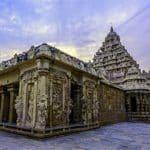 Informazioni Kanchipuram, Tamil Nadu – India