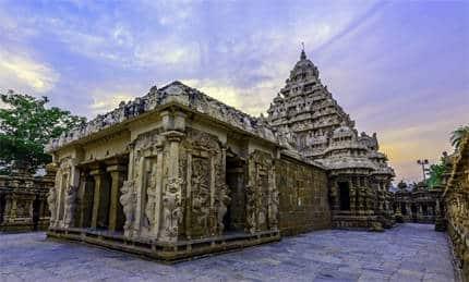 Informazioni Kanchipuram, Tamil Nadu - India