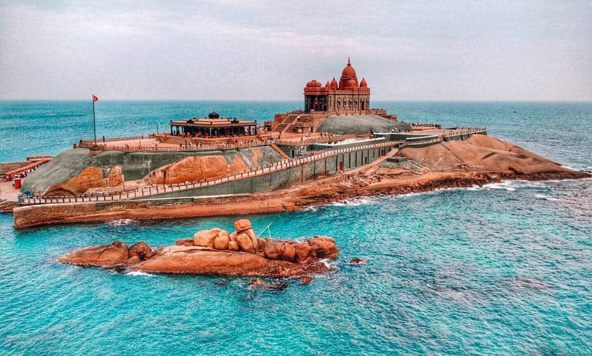 Informazioni Kanyakumari, Tamil Nadu - India