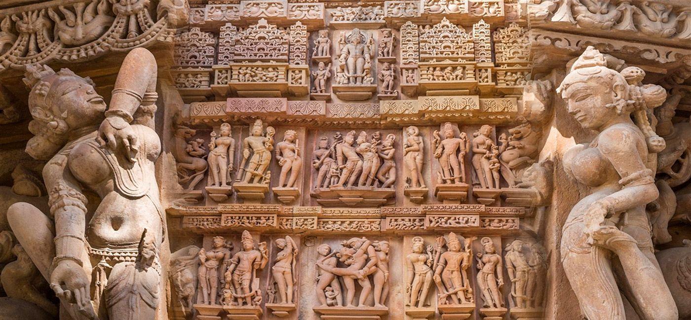 Informazioni Khajuraho - Madhya Pradesh, India