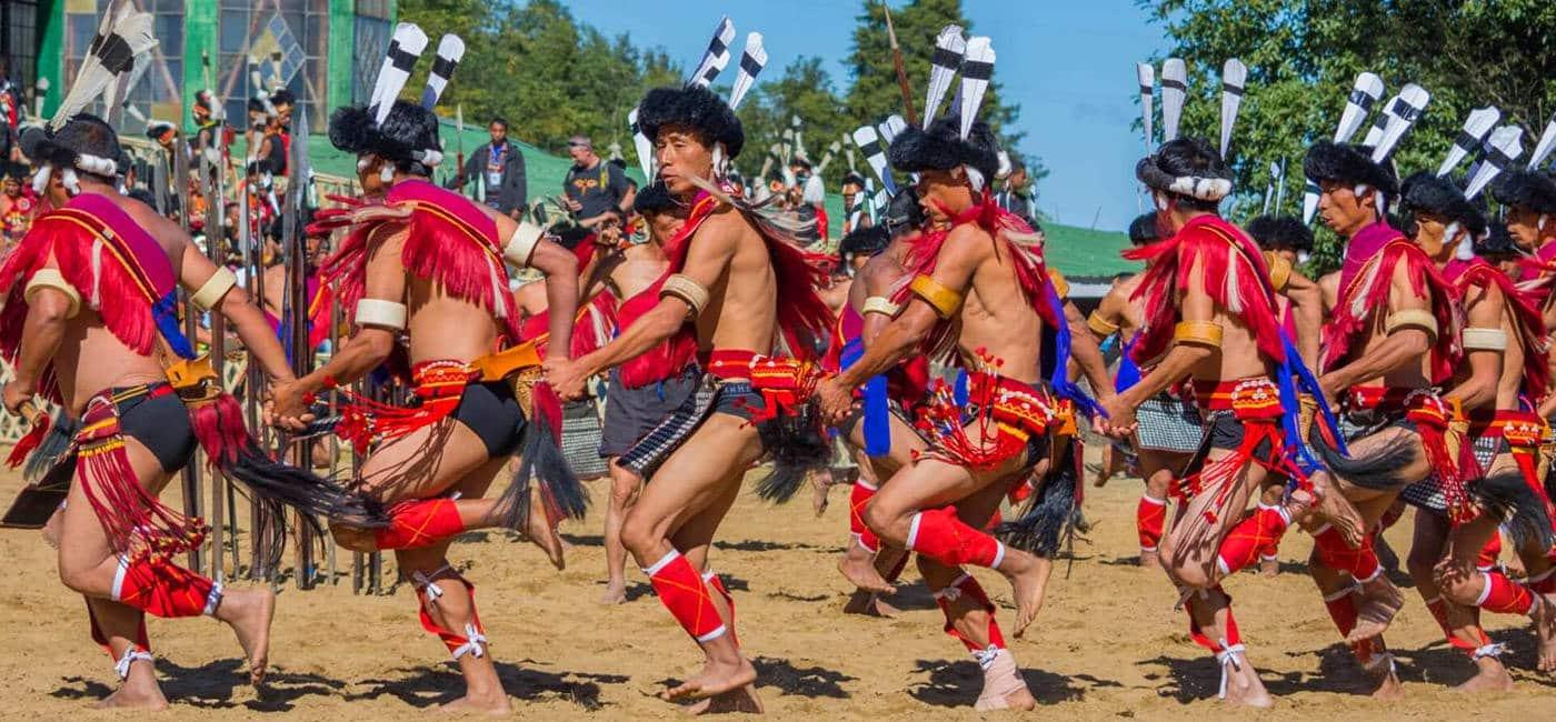 Informazioni Kohima, Nagaland - India