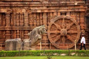 Informazioni Konark, Orissa - India