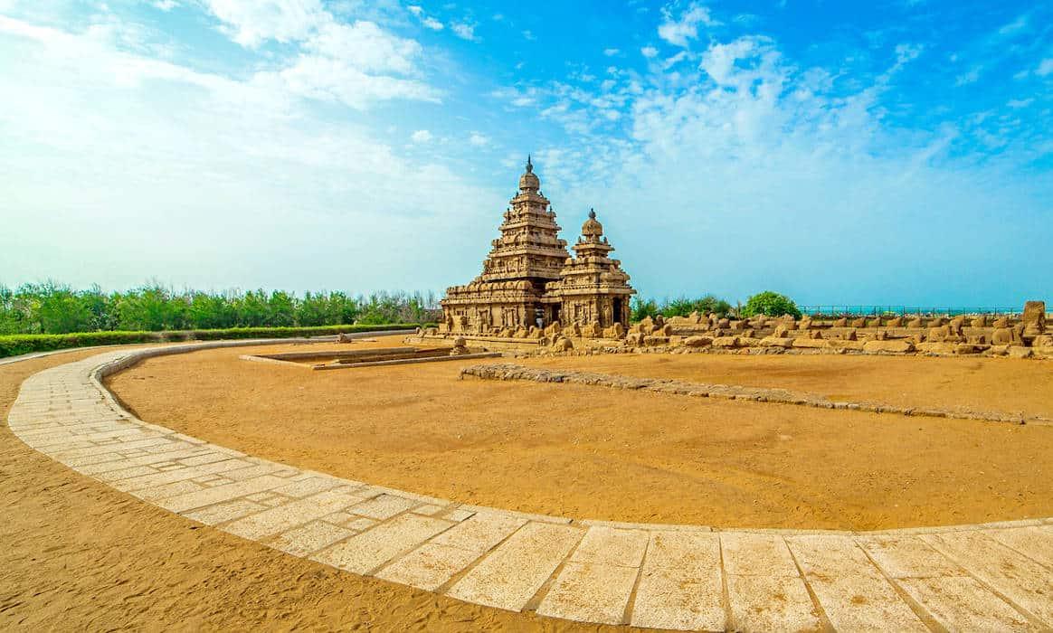 Informazioni Mamallapuram - Tamil Nadu, India