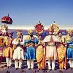 Mangalsutra - Viaggio di nozze a bordo del treno di lusso in India