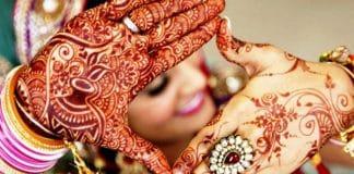 Viaggio di nozze in India : Mehendi