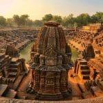 Informazioni Modhera (Gujarat) India