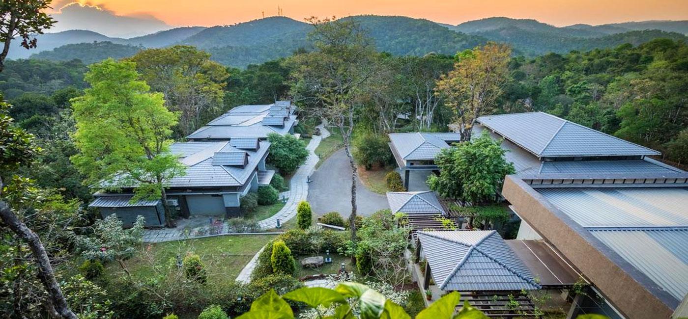 Hotel Mountain Courtyard Periyar / Thekkady, Kerala - India
