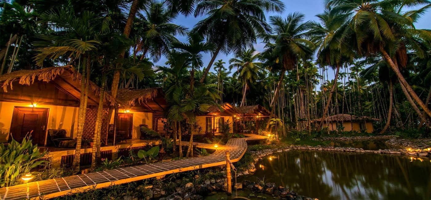 Hotel Munjoh Ocean Resort - Havelock, Isole Anadamane India