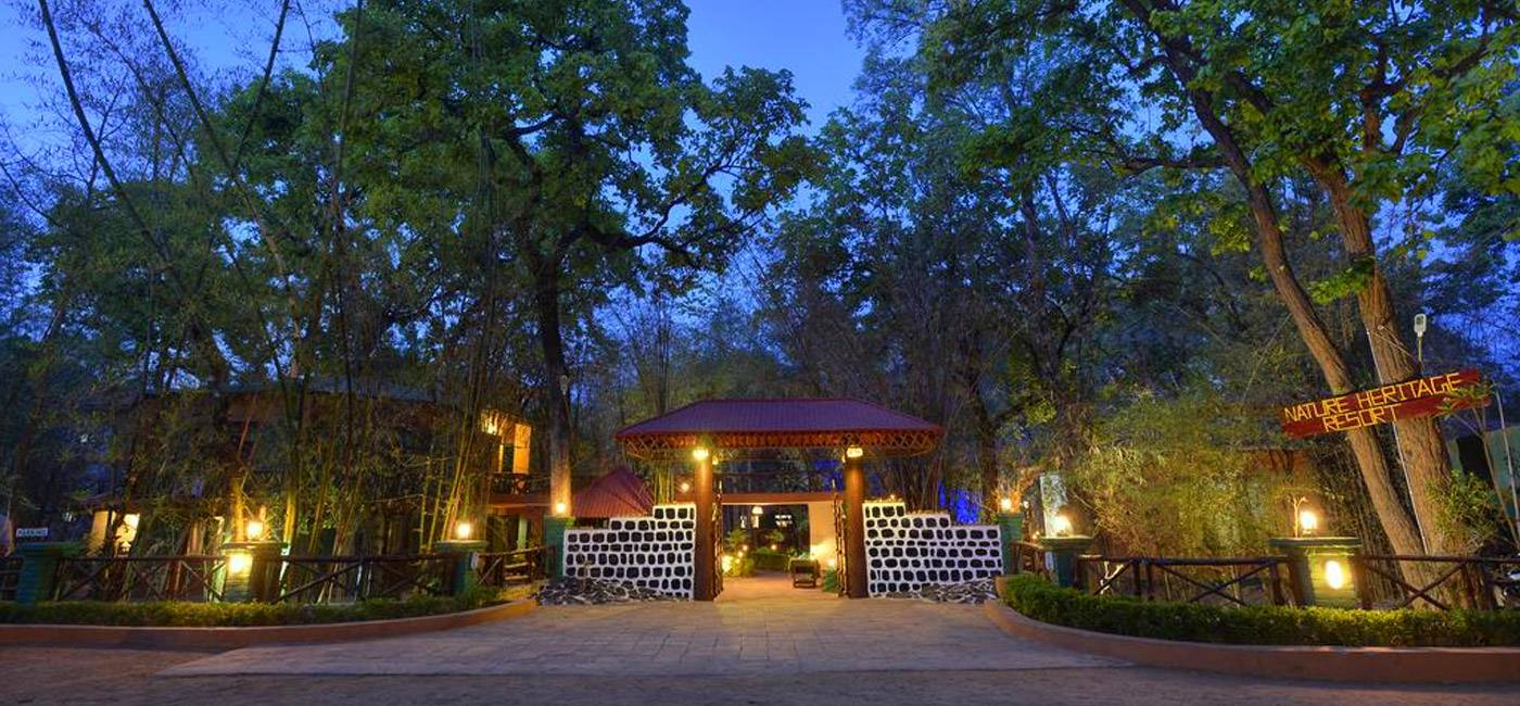 Nature Heritage Resort - Bandhavgarh – Madhya Pradesh, India