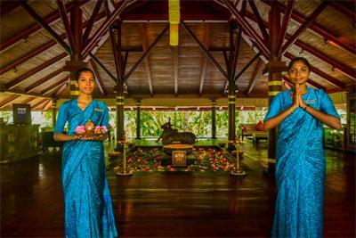 Hotel Niraamaya Retreats Surya Samudra Kovalam, Kerala - India