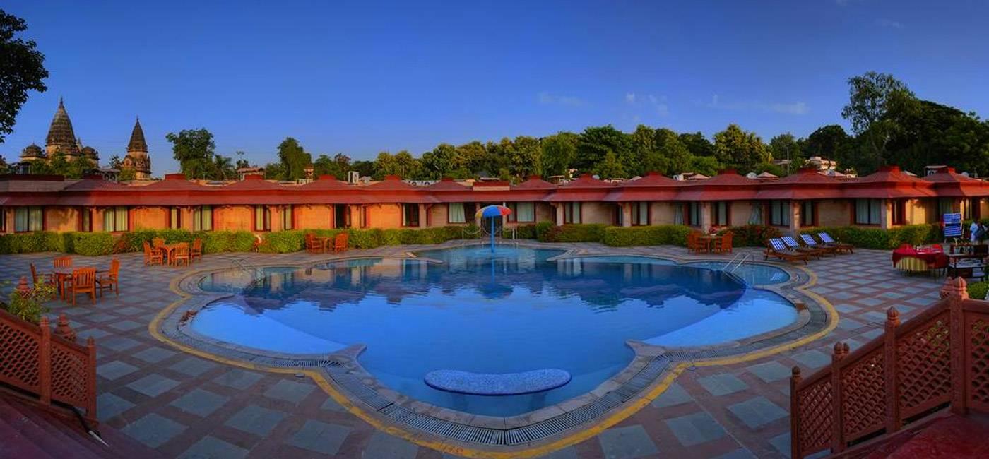 Hotel Orchha Resort - Orchha, Madhya Pradesh - India