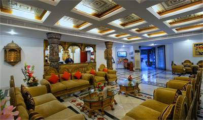 Hotel Orchha Resort - Orchha, Madhya Pradesh - India