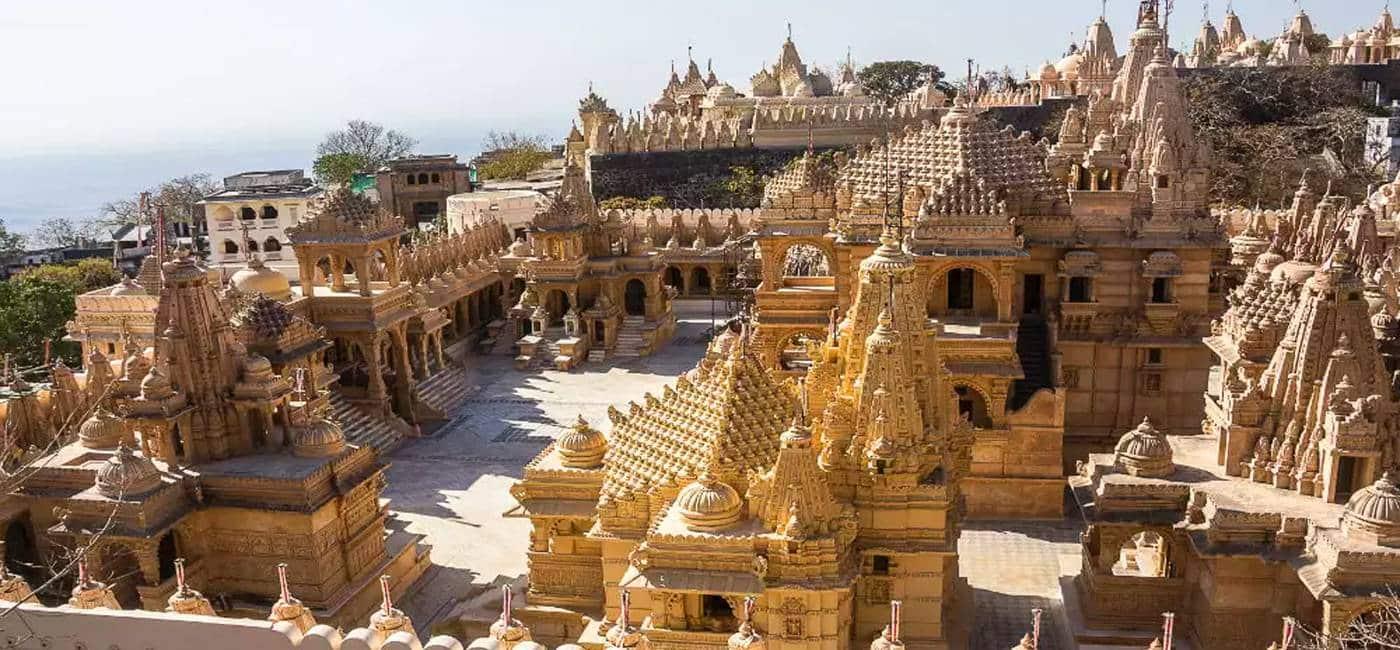 Informazioni Palitana, Gujarat - India