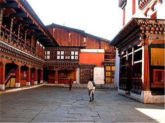 Informazioni Paro in Bhutan