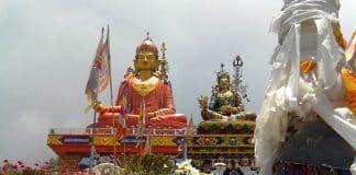Pemayangtse Monastero, Pelling - Viaggio tribale in Sikkim e Orissa