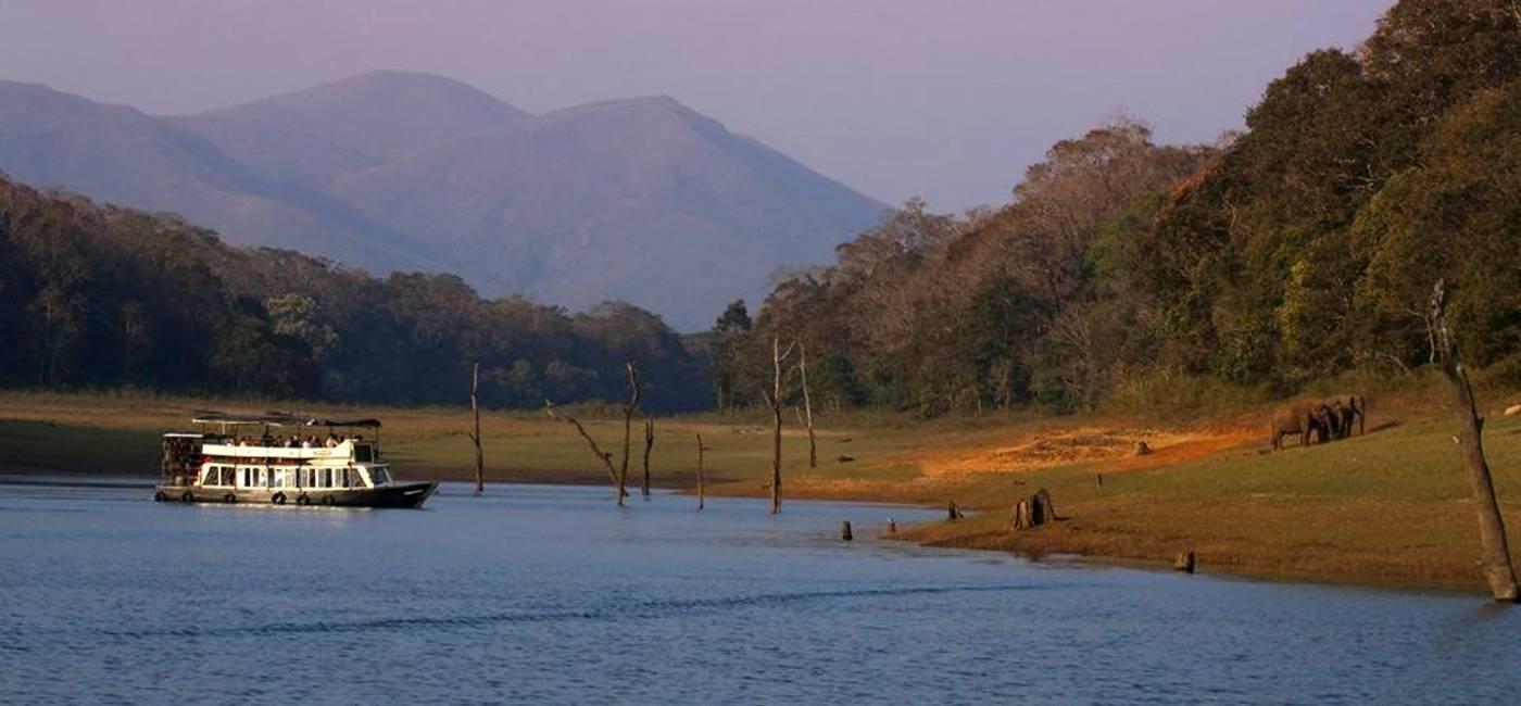 Informazioni Periyar / Thekkady - Kerala, India