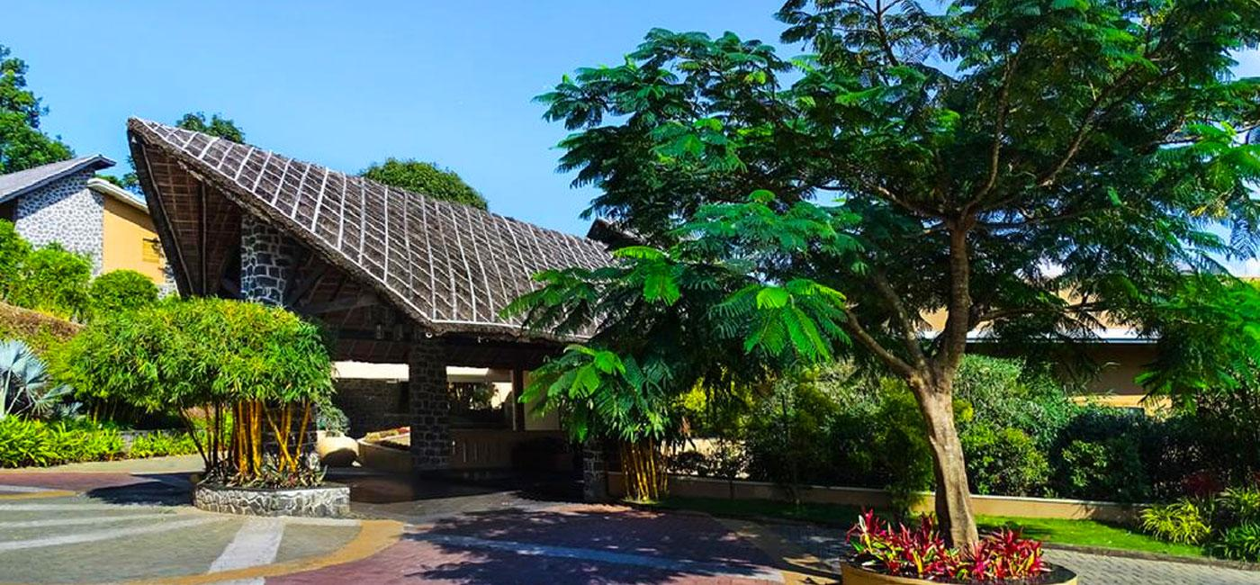 Hotel Poetree Sarovar Portico Periyar / Thekkady, Kerala - India