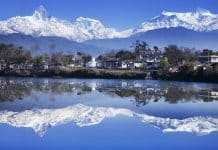 Gran tour India e Nepal, Pokhara, Nepal