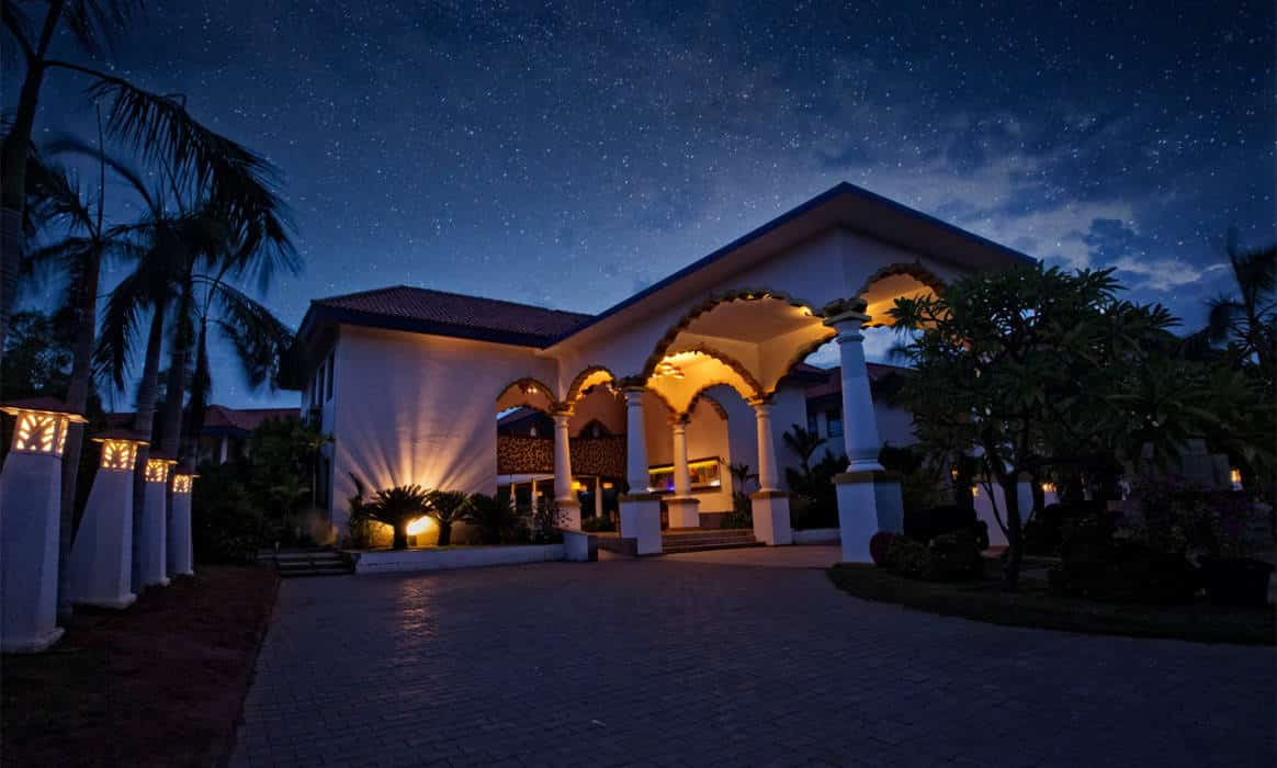 Hotel Pondy Bay Resort ex Windflower, Pondicherry, Tamil Nadu - India