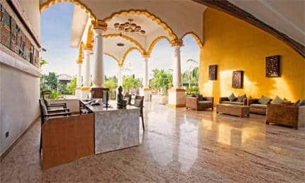 Hotel Pondy Bay Resort ex Windflower, Pondicherry, Tamil Nadu - India