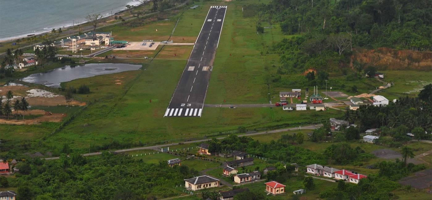 Informazioni Port Blair, Isole Andamane
