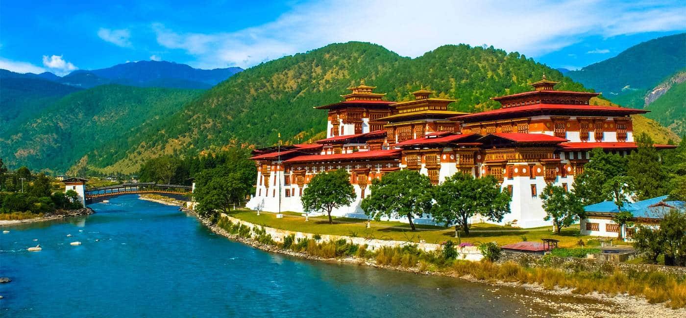 Informazioni Punakha, Bhutan