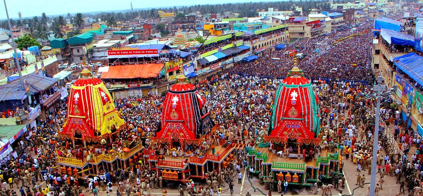 Informazioni Puri, Orissa - India