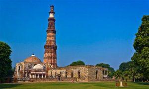 Qutub Minar - Nuova Delhi India