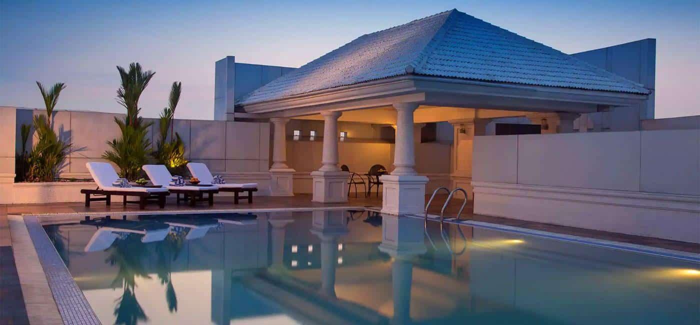 Hotel Radisson Blu - Kochi / Cochin, Kerala - India
