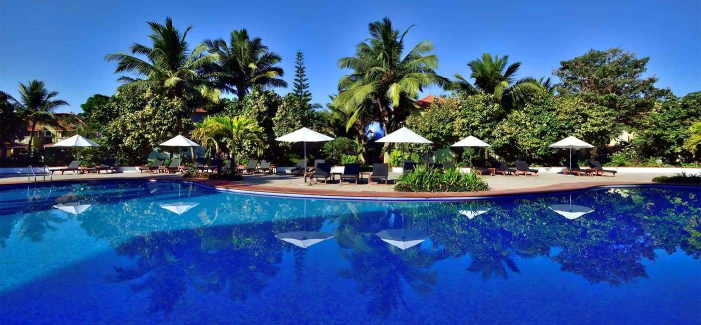 Hotel Radisson Blu Resort, Goa - India