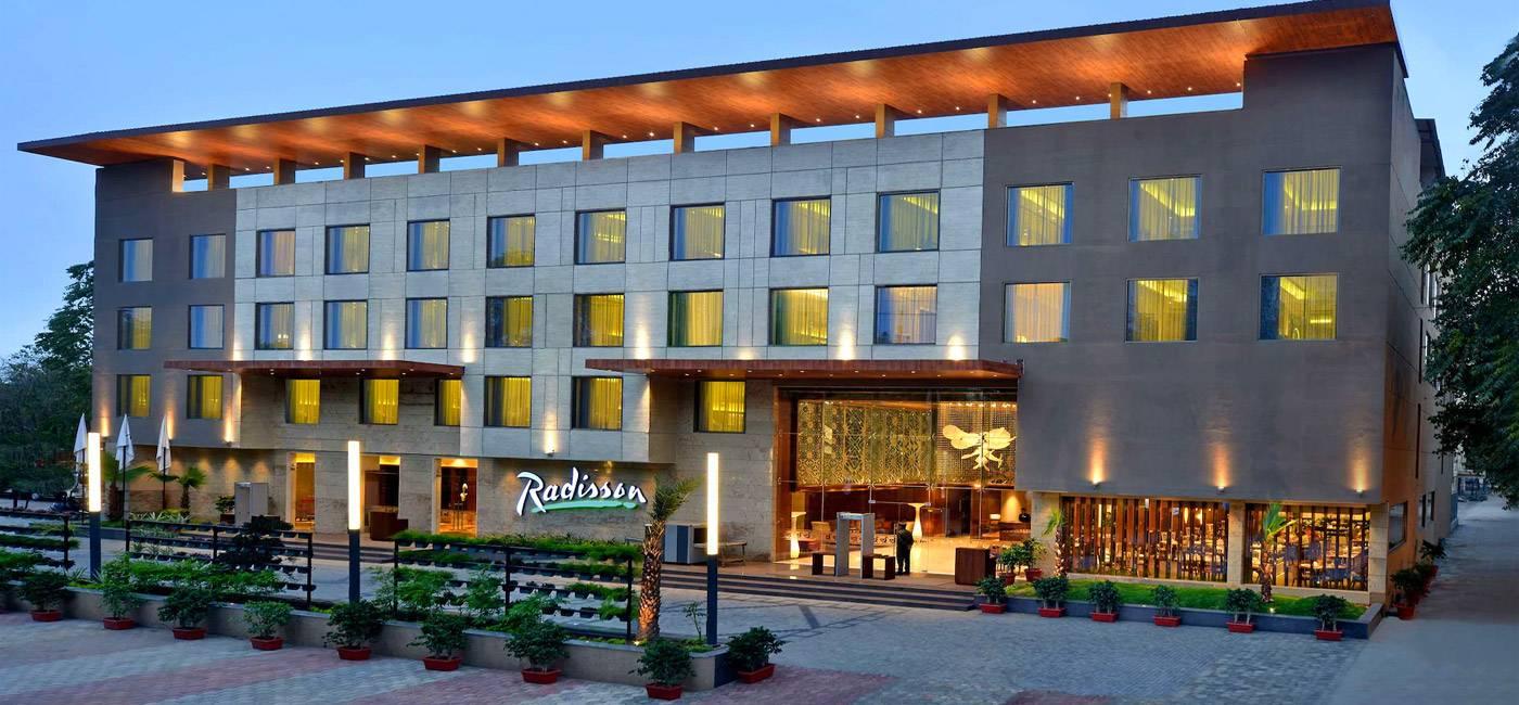 Hotel Radisson - Gwalior Madhya Pradesh, India