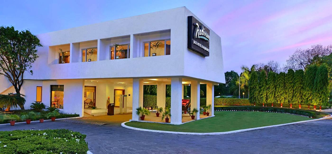 Hotel Radisson Jass - Khajuraho, Madhya Pradesh, India
