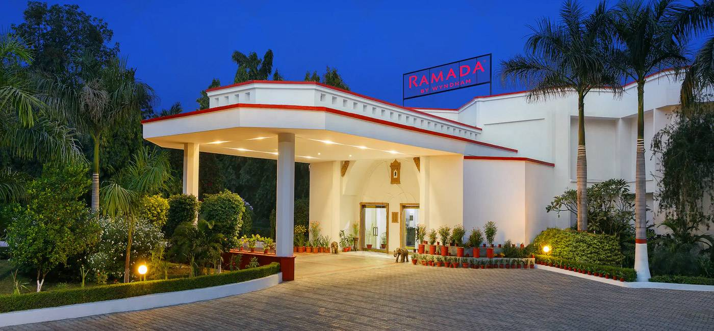 Hotel Ramada - Khajuraho, Madhya Pradesh, India