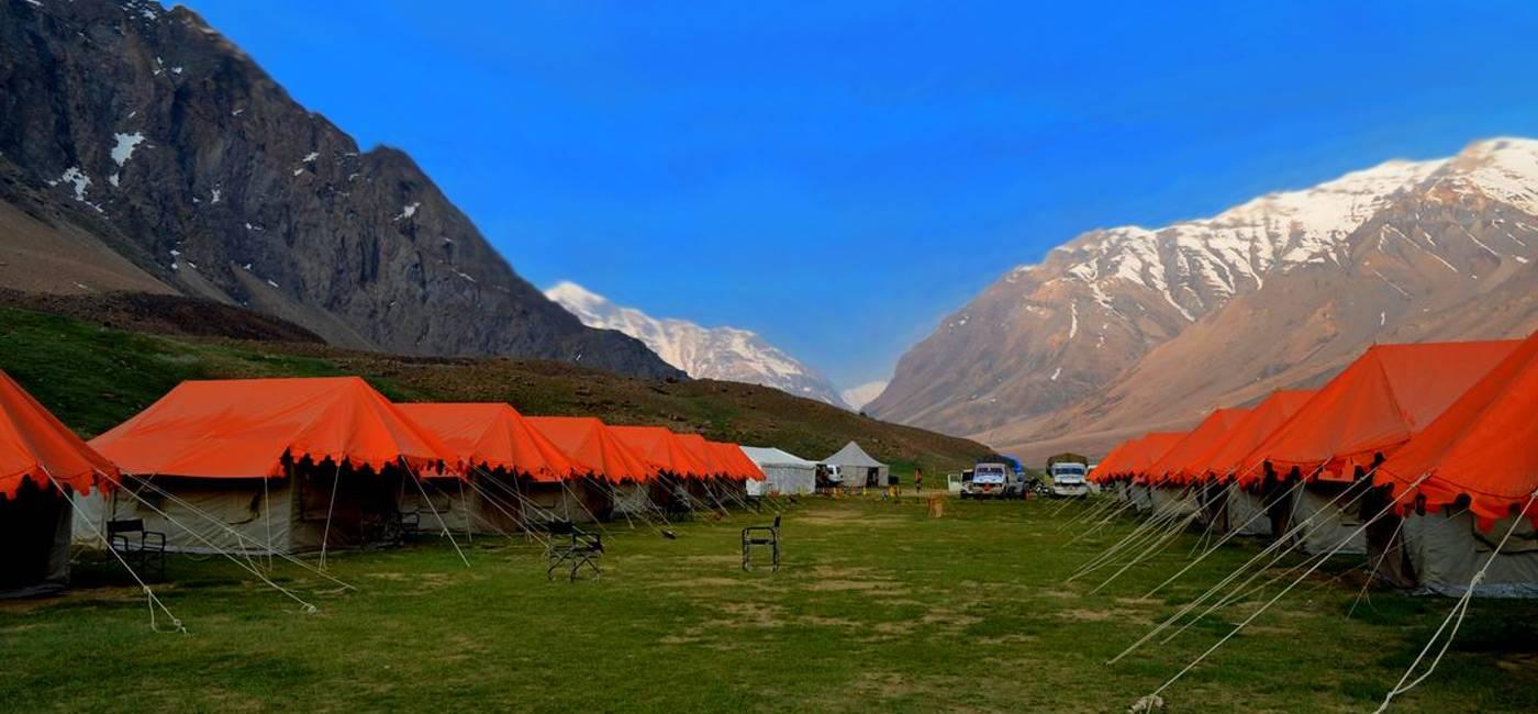 Informazioni Sarchu, Himachal Pradesh - India
