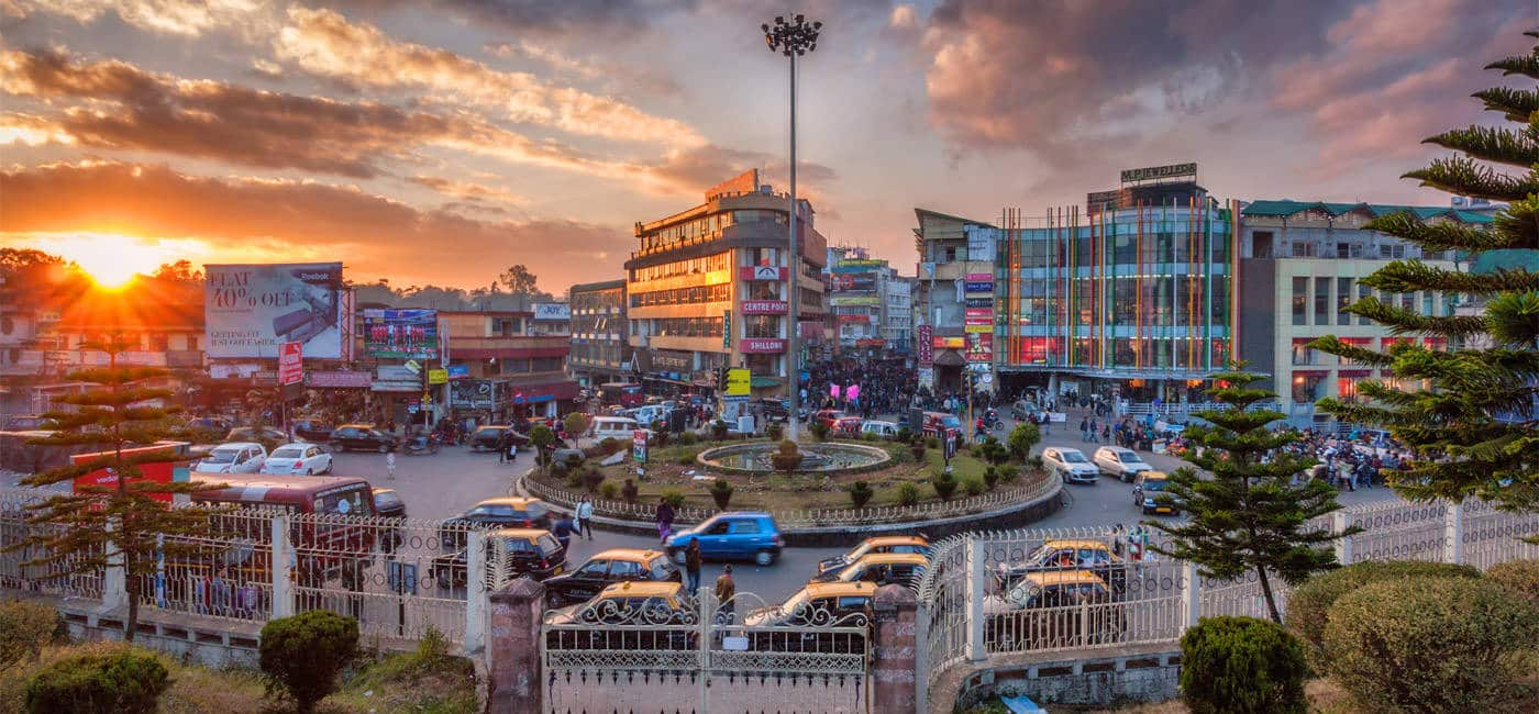 Informazioni Shillong, Meghalaya - India