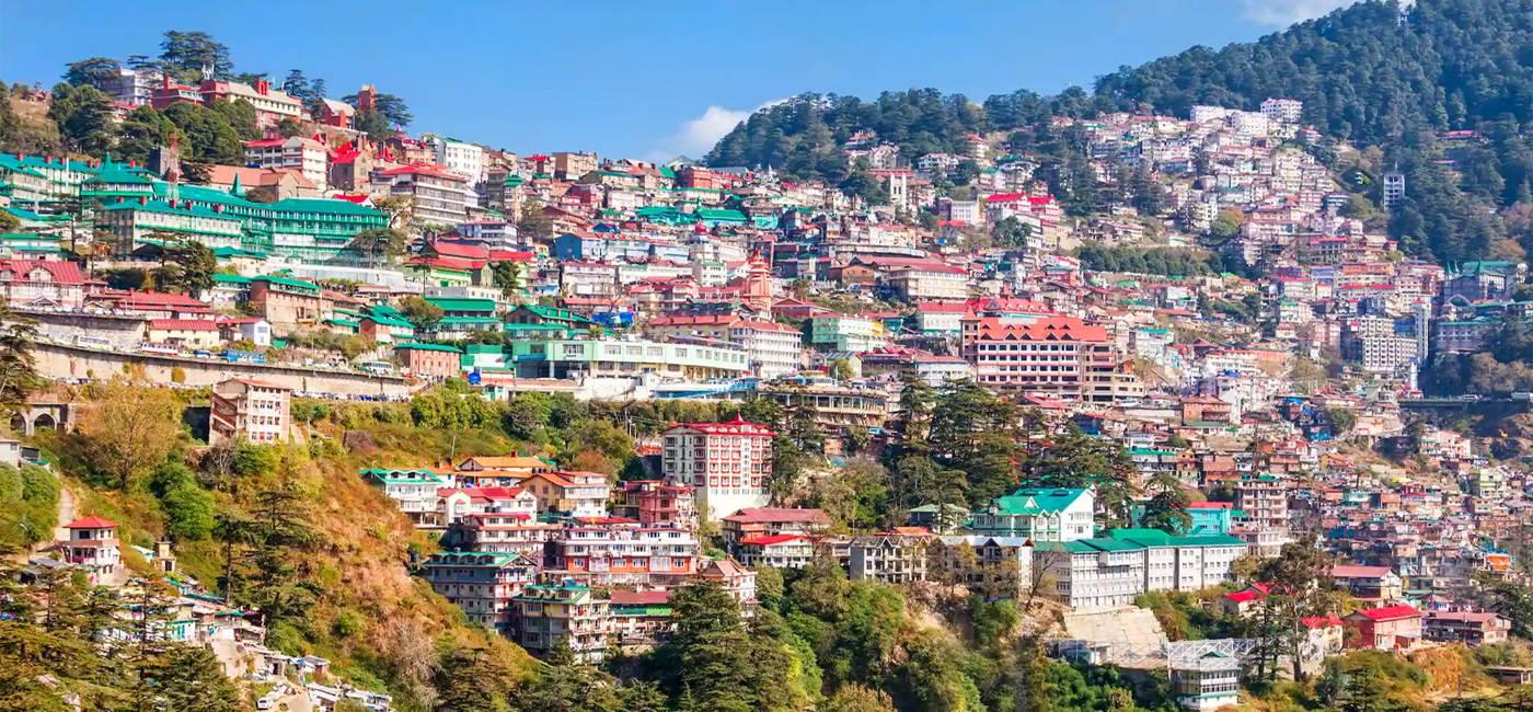 Informazioni Shimla - Himachal Pradesh, India