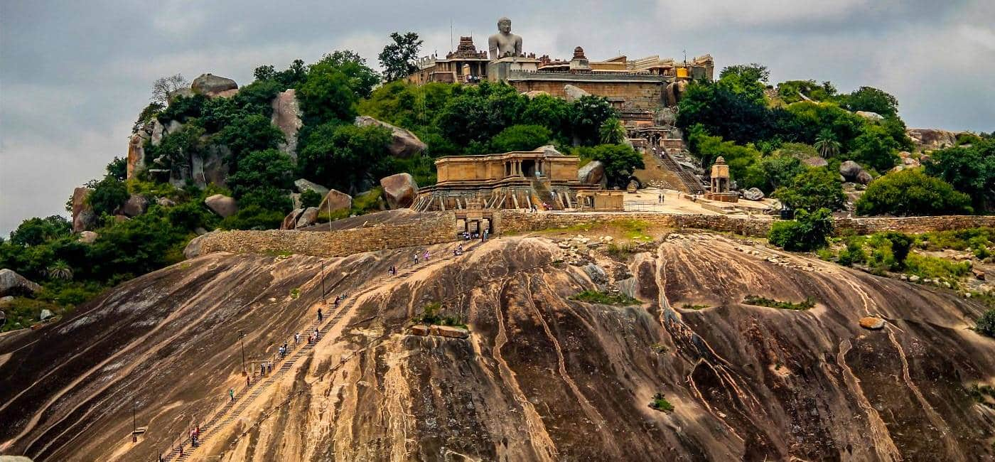 Informazioni Shravanabelagola - Karnataka, India
