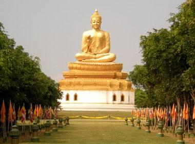 Shravasti - Viaggio per la festa Buddha Purnima