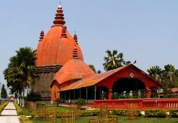 Sibsagar tempio Sivadol - Viaggio tribale in Assam e Meghalaya, India