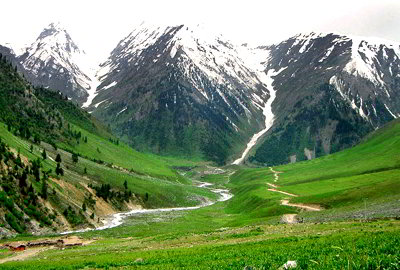 Sonamarg - Gran tour Punjab, Ladakh e Kashmir