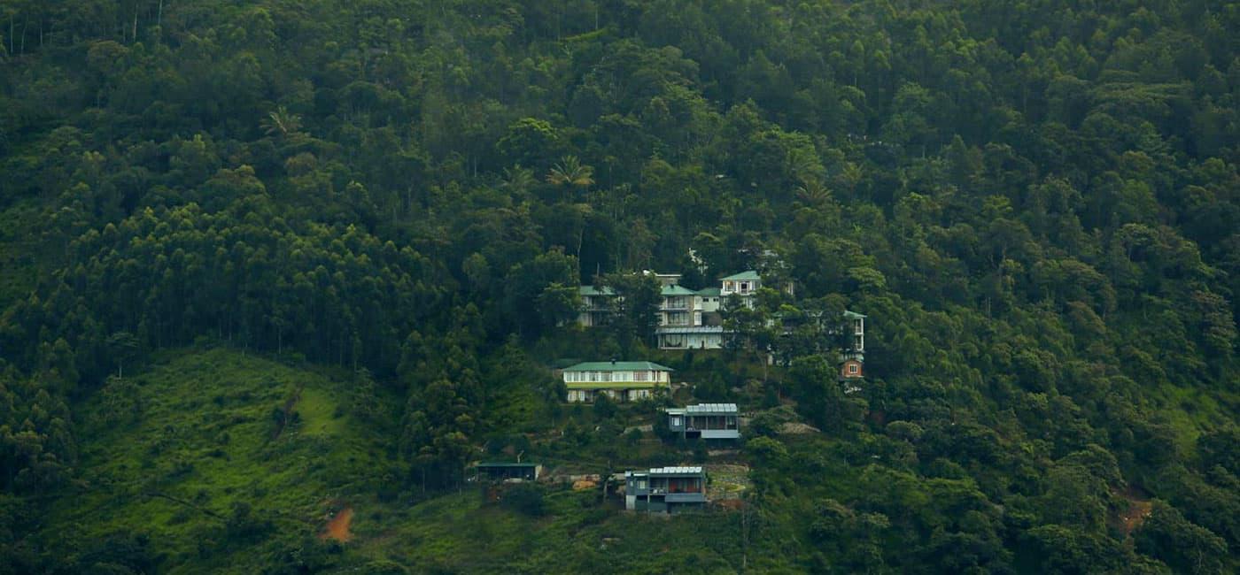 Hotel Spicetree - Munnar, Kerala - India