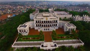 Hotel Taj Falaknuma Palace, Hyderabad - India